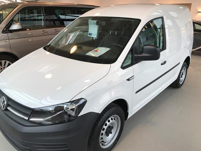 Volkswagen Caddy - Kastenwagen 2.0 TDI 4Motion 122PS 6G 2019