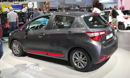 Toyota Yaris - T4 1.5 VVT-iE 111PS 6G 2018