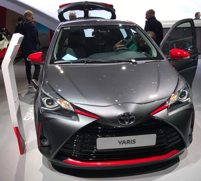 Toyota Yaris - T1 1.0 VVT-i 69PS 5G 2018