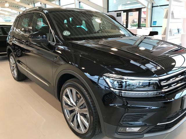 Volkswagen Tiguan - Highline 2.0 TDI SCR 4Motion 150PS DSG7 2019