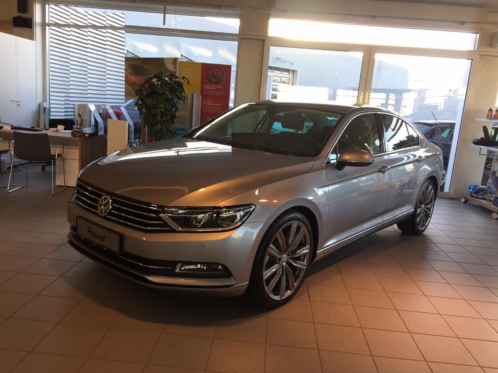 Volkswagen Passat Trendline 1 5 Tsi Evo Act 150ps 6g 2019 Eu