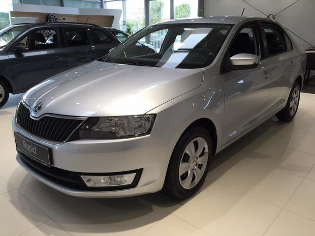 Skoda Rapid - Active 1.0 TSI 95PS 5G 2019