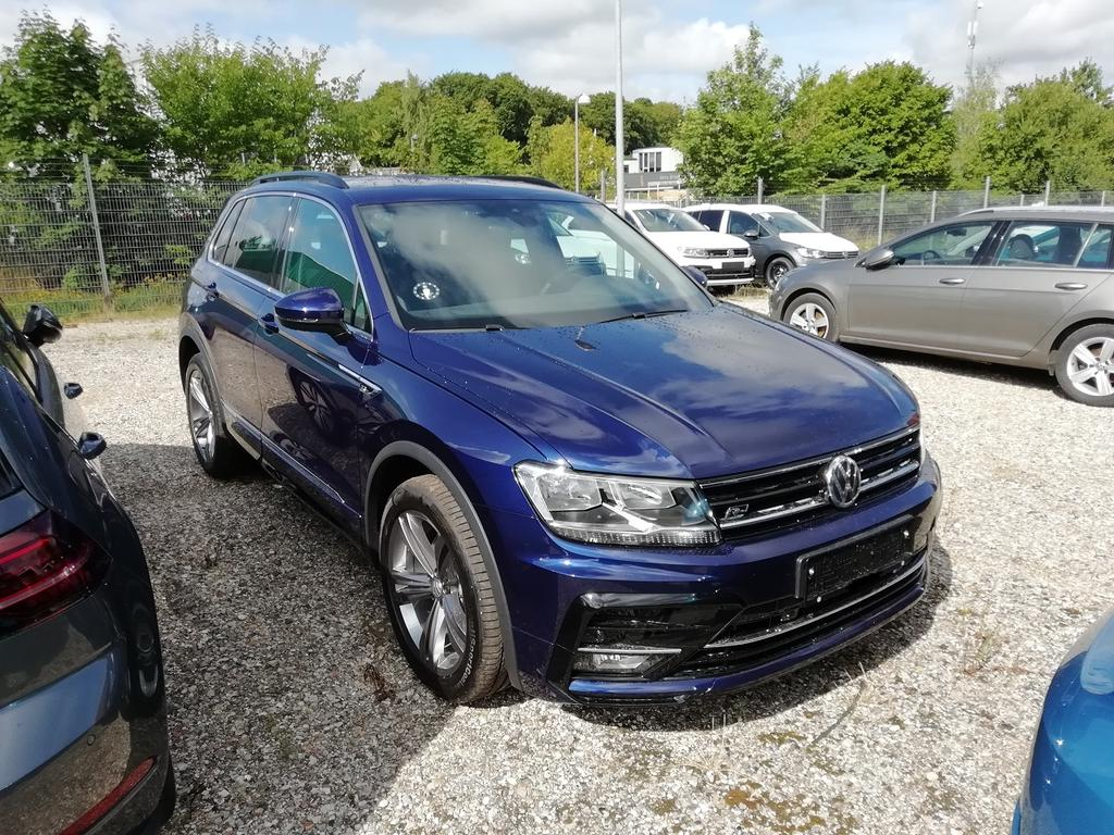 autos eu neuwagen volkswagen tiguan comfortline. Black Bedroom Furniture Sets. Home Design Ideas