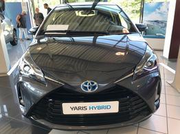 Yaris - H3 1.5 Hybrid 100PS e-CVT 2018