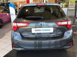 Toyota Yaris - H1 1.5 Hybrid 100PS e-CVT 2018