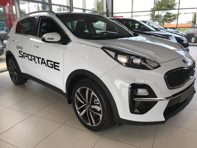 Kia Sportage - Intro Edition 1.6 T-GDI 4WD 177PS 6M/T 2019