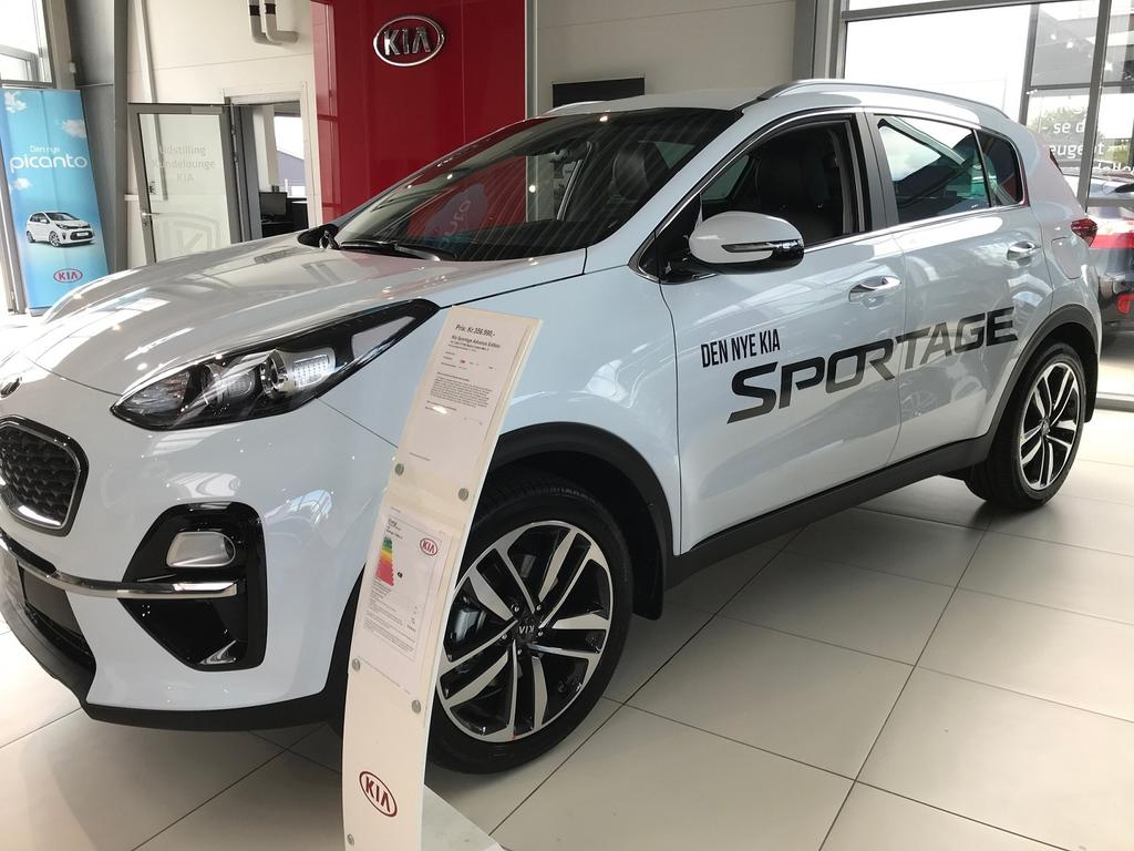 kia sportage intro edition 1 6 crdi 2wd 136ps dct7 2019 eu. Black Bedroom Furniture Sets. Home Design Ideas