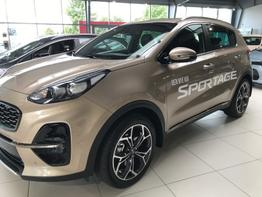 Sportage - GT-Line 1.6 T-GDI 177PS/130kW DCT 2020