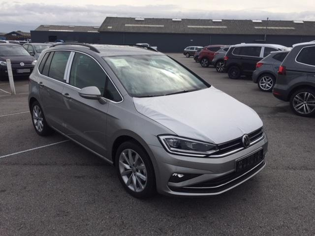 Volkswagen Golf Sportsvan - Highline 1.5 TSI EVO ACT 130PS 6G, NAVI