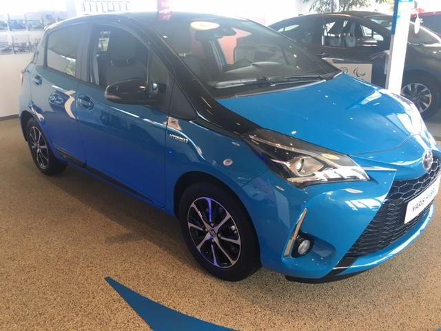 Toyota Yaris - H3 Limited 1.5 Hybrid 100PS e-CVT 2018
