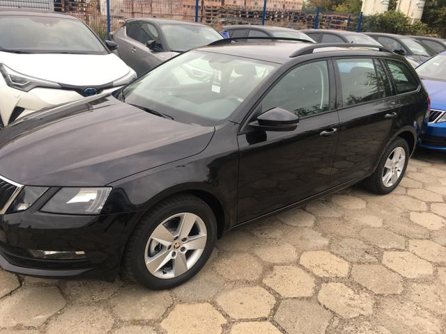 Skoda Octavia Combi - Amazing Ambition 1.5 TSI ACT 150PS DSG7 2019