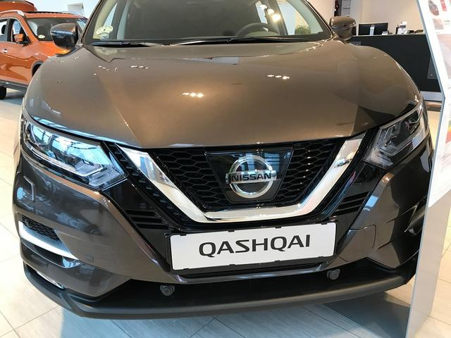 Nissan Qashqai - N-Connecta Panorama DIG-T 140PS 103kW 6G 2019