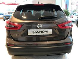 Nissan Qashqai - N-Connecta dCi 115PS 85kW 6G 2019