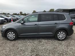 Volkswagen Touran - Comfortline 1.4 TSI 150PS DSG7 ACC NAVI 2018