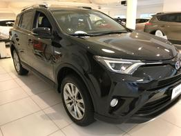 Toyota RAV4 - H3 Selected 2.5 VVT Hybrid 197PS CVT 4x4 2018