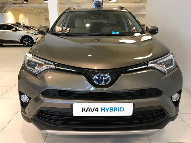 Toyota RAV4 - H3 2.5 VVT Hybrid 4x4 197PS CVT 2018