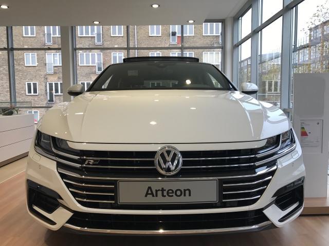 Volkswagen Arteon - R-Line Business 2.0 TSI 4Motion 272PS DSG7 2019
