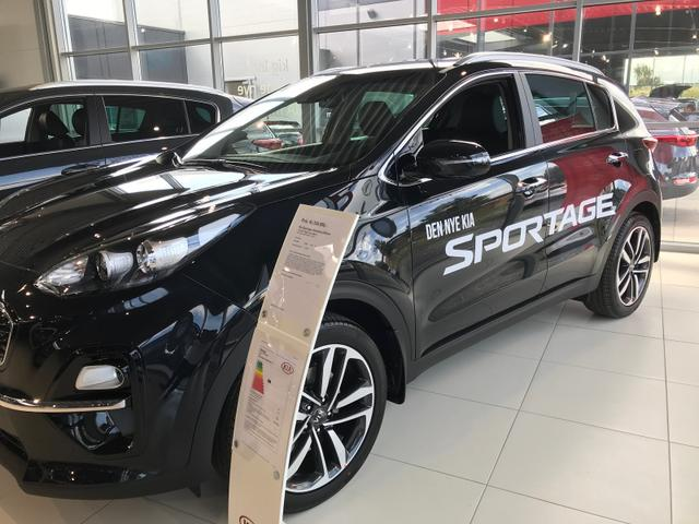 Sportage - Intro Edition 1.6 CRDI 2WD 136PS DCT7 2019