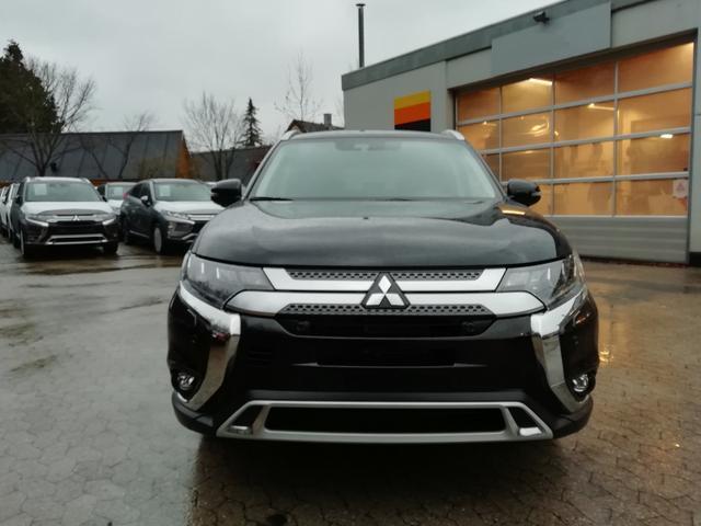 Lagerfahrzeug Mitsubishi Outlander - Instyle 2.0 4WD 150PS 7 Sitzer CVT 2019