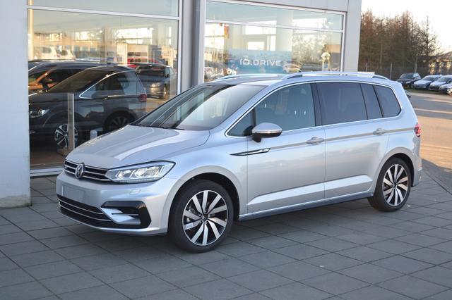 Volkswagen Touran - R-Line 2.0 TDI SCR 150PS 6G 2019 AHK & NAVI PRO