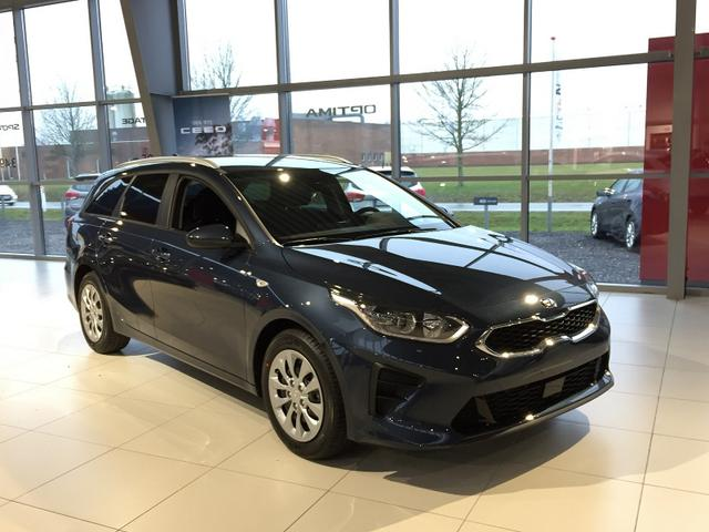 Kia II Ceed Sportswagon Comfort Collection Paket 1.6 CRDI 136PS/100kW 6G 2020