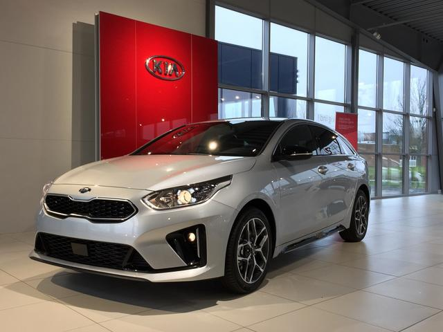 Kia ProCeed - GT 1.6 T-GDI 204PS 6G 2019