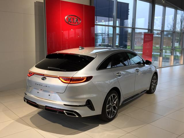 Kia ProCeed - GT-Line 1.4 T-GDI 140PS DCT 2019