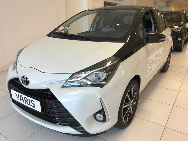 Yaris - Benziner T3 1.5 VVT-iE 111PS MD S 2019