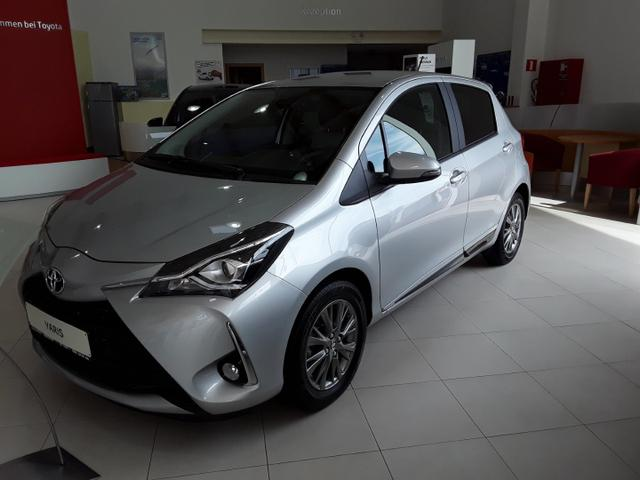Yaris - Benziner T2 1.5 VVT-iE 111PS MD S 2019