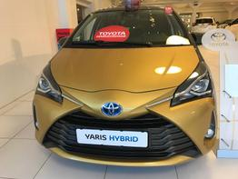 Toyota Yaris - Benziner T3 1.5 VVT-iE 111PS 6G 2019