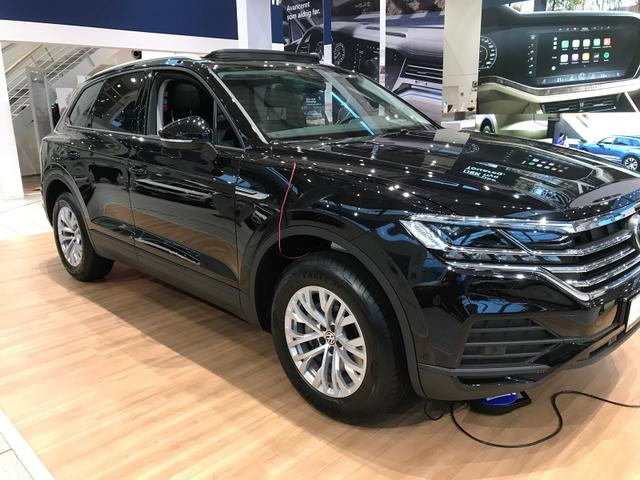 Volkswagen Touareg - Basis 3.0 V6 TDI 4Motion 286PS Aut. 8 2019
