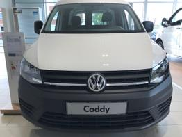 Volkswagen Caddy - Kastenwagen 2.0 TDI AdBlue 4Motion 122PS 6G 2019