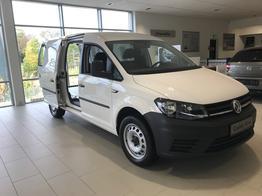 Volkswagen Caddy Maxi - Kastenwagen 1.4 TSI 125PS DSG7 2019