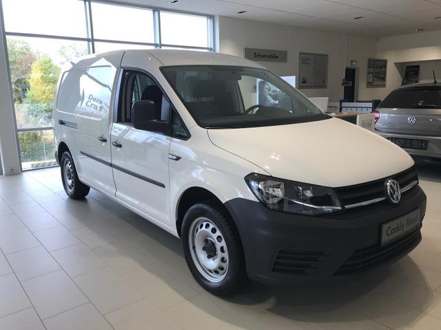Bestellfahrzeug, konfigurierbar Volkswagen Caddy Maxi - Kastenwagen 2.0 TDI AdBlue 102PS DSG6 2019