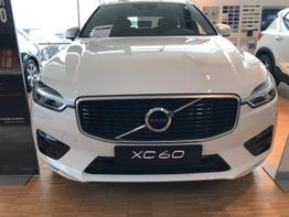 Volvo XC60 - R-Design D4 190PS/140kW Aut. 8 2020
