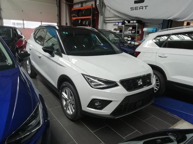 Seat Arona - FR 1.5 TSI 150PS 6G 2019 NAVI LED ++