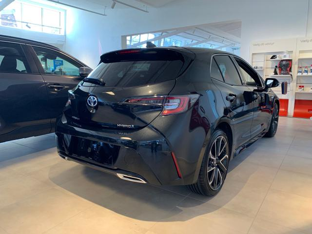 Toyota Corolla H4 2.0 Hybrid 180PS/132kW CVT 2019