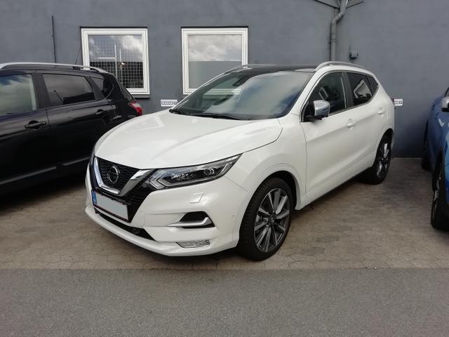 Vorlauffahrzeug Nissan (EU) Qashqai - Tekna  Dynamic 1.5 dCi 115PS 6G 2019