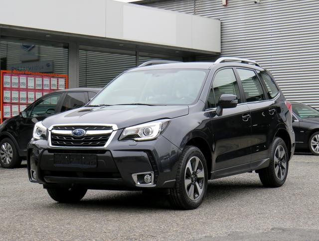 Forester XS 2.0 4WD 150PS/110kW CVT 2019