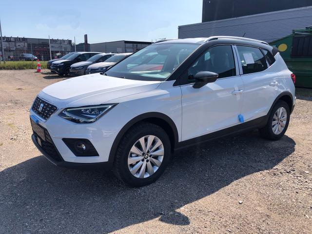 kurzfristig lieferbares Fahrzeug Arona - Xcellence 1.0 TSI 115PS DSG7 2019