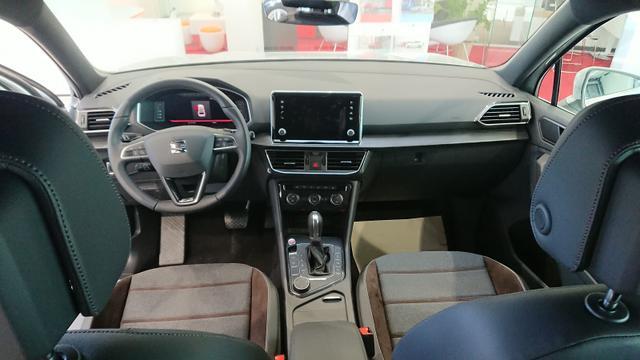Seat Tarraco Xcellence 2.0 TDI 7-Sitzer 190PS/140kW DSG7 4WD 2020