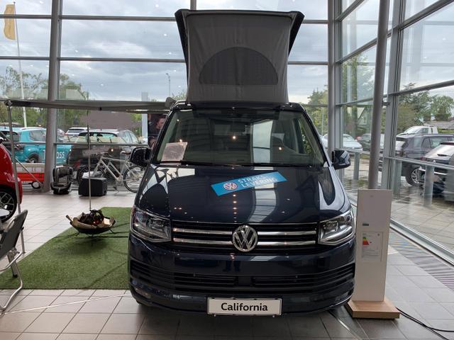 kurzfristig lieferbares Fahrzeug T6 California - Ocean 2.0 TDI AdBlue 150PS DSG7 2019 LED - NAVi AHK