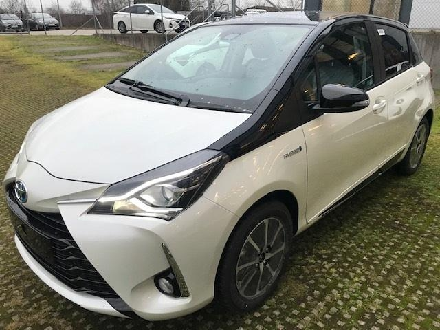 Toyota Yaris T3 1.5 VVT-iE 111PS/82kW 6G 2019