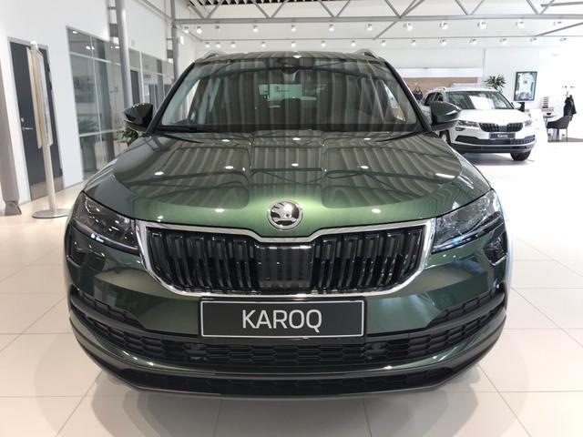 SKODA Karoq Style 2.0 TDI 150PS/110kW DSG7 4x4 2020