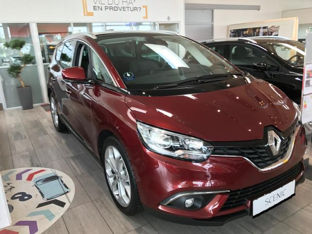 Renault Grand Scenic - Zen 1.3 TCe 140PS 6G 2019