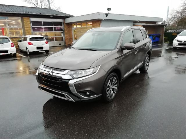 Mitsubishi Outlander - Intense+ 2.0 4WD 150PS 5 Sitzer CVT 2019