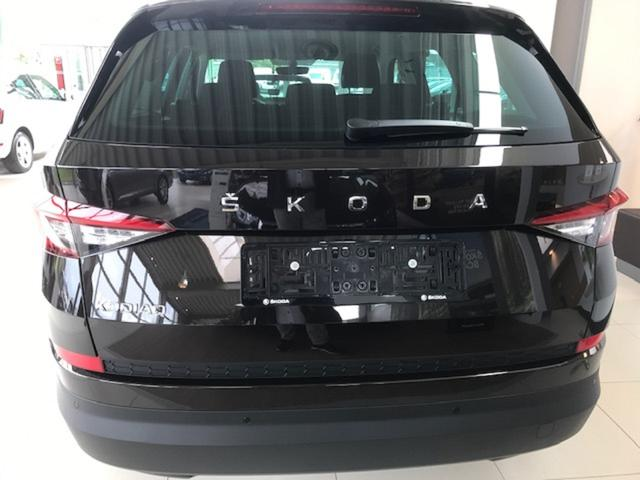 Kodiaq Style 2.0 TDI 5-Sitzer 190PS/140kW DSG7 4x4 2021