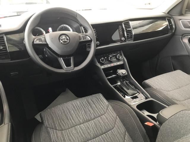Skoda Kodiaq Style 2.0 TDI 7-Sitzer 190PS/140kW DSG7 4x4 2020