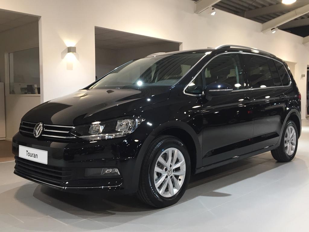 2020 VW Touran Specs