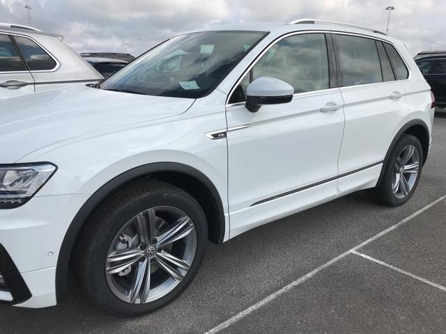 Volkswagen Tiguan Highline 2.0 TDI SCR 150PS/110kW DSG7 4Motion 2020